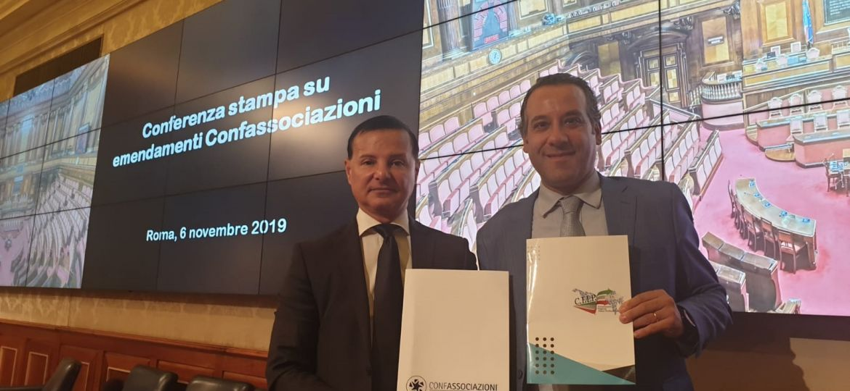 Intesa tra C.I.LP. Italia e Confassociazioni