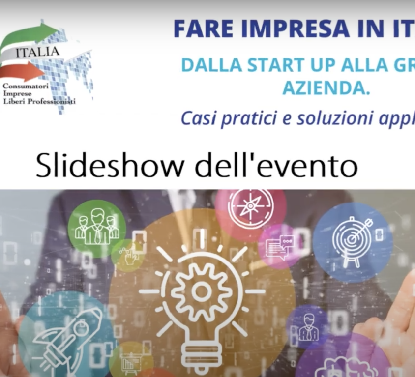 Slideshow Evento C.I.LP. Italia