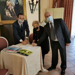 firma del protocollo di intesa 1