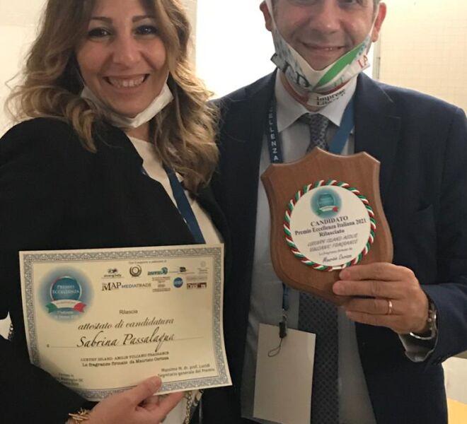 premiazione azienda di cilp italia