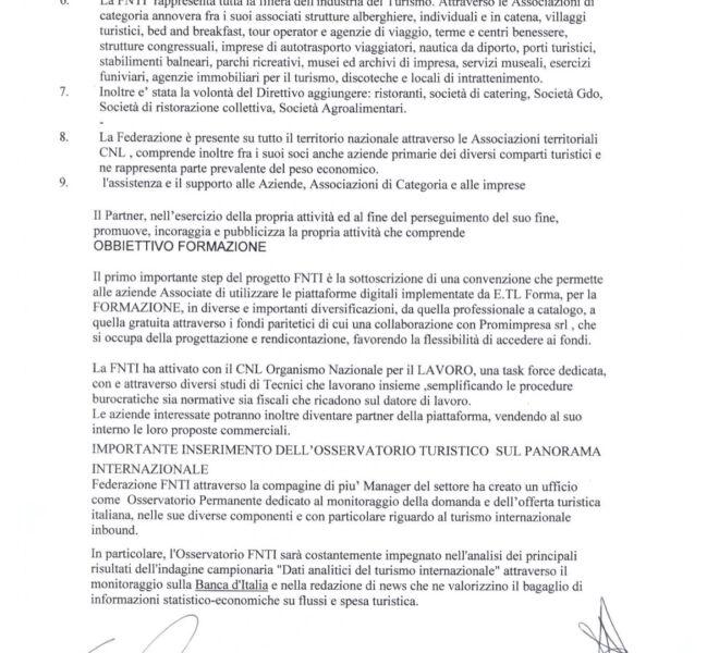 protocollo cilp e federazione turismo impresa3