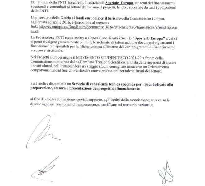 protocollo cilp e federazione turismo impresa4