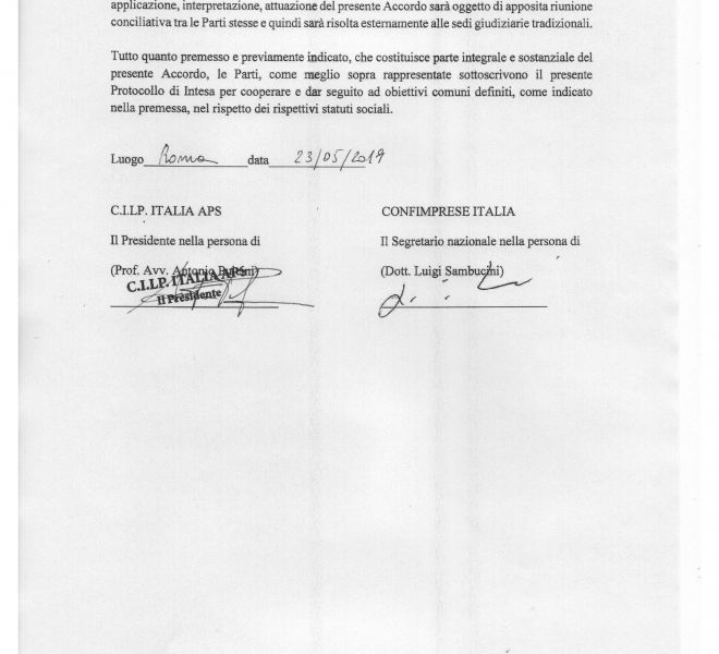 protocollo di intesa CILP ITALIA e Confimprese Italia_Pagina_4